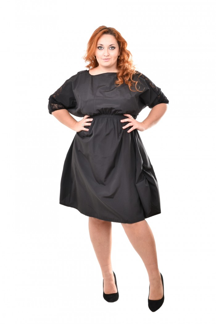 Ralitsa Dress in Black