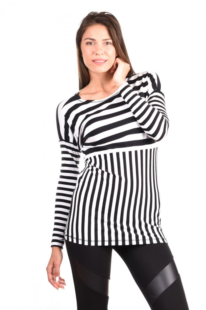 Striped blouse Selina