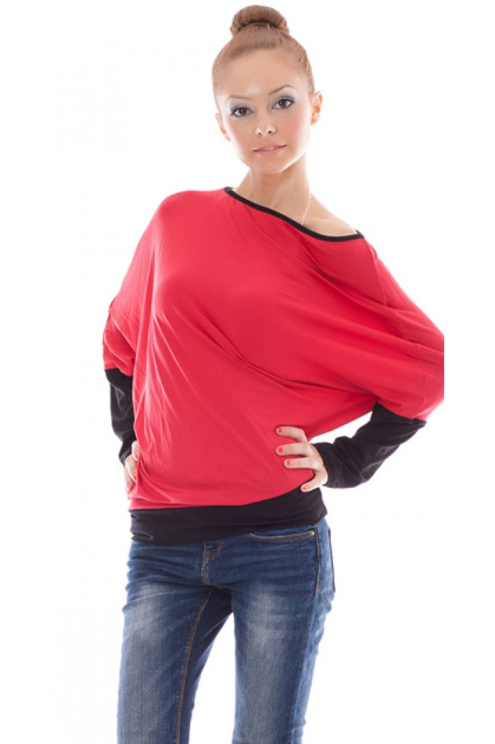 Elisaveta Bat-type Blouse