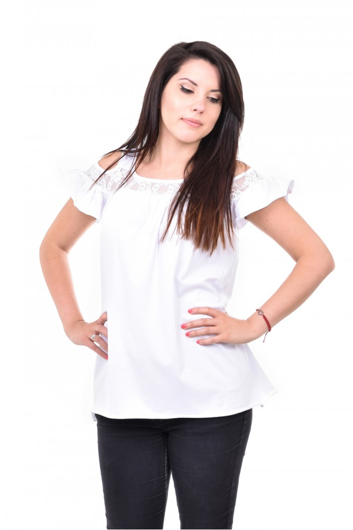White blouse Vitoria