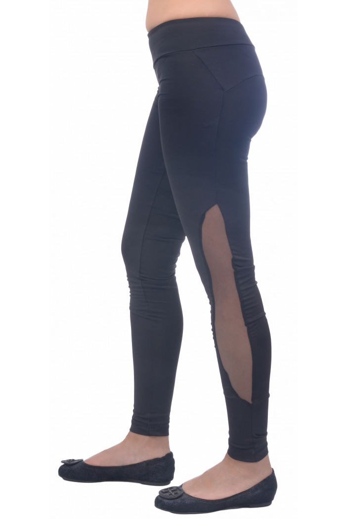 Lozana Black Leggings