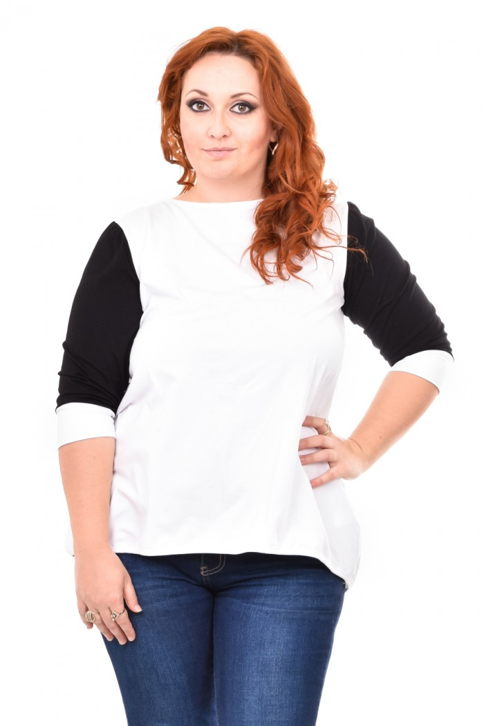 Elma Blouse in Two Colors