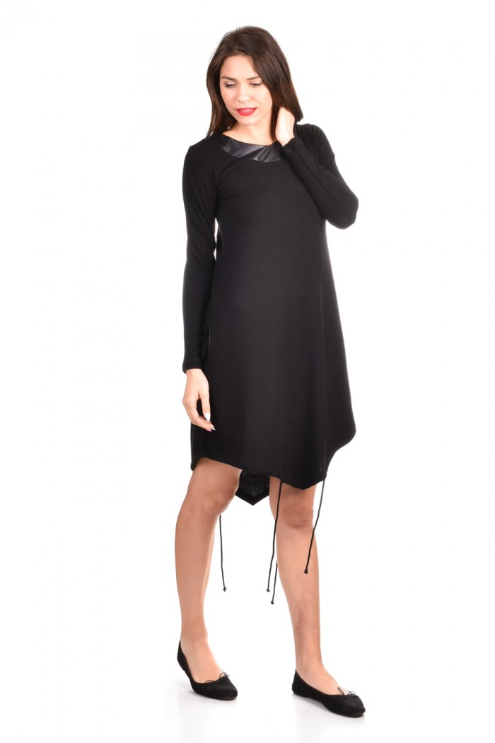 Warm knitted dress Salinna