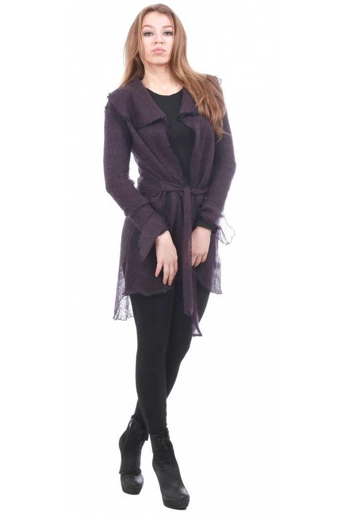 Marie-Anna Knitted Cardigan