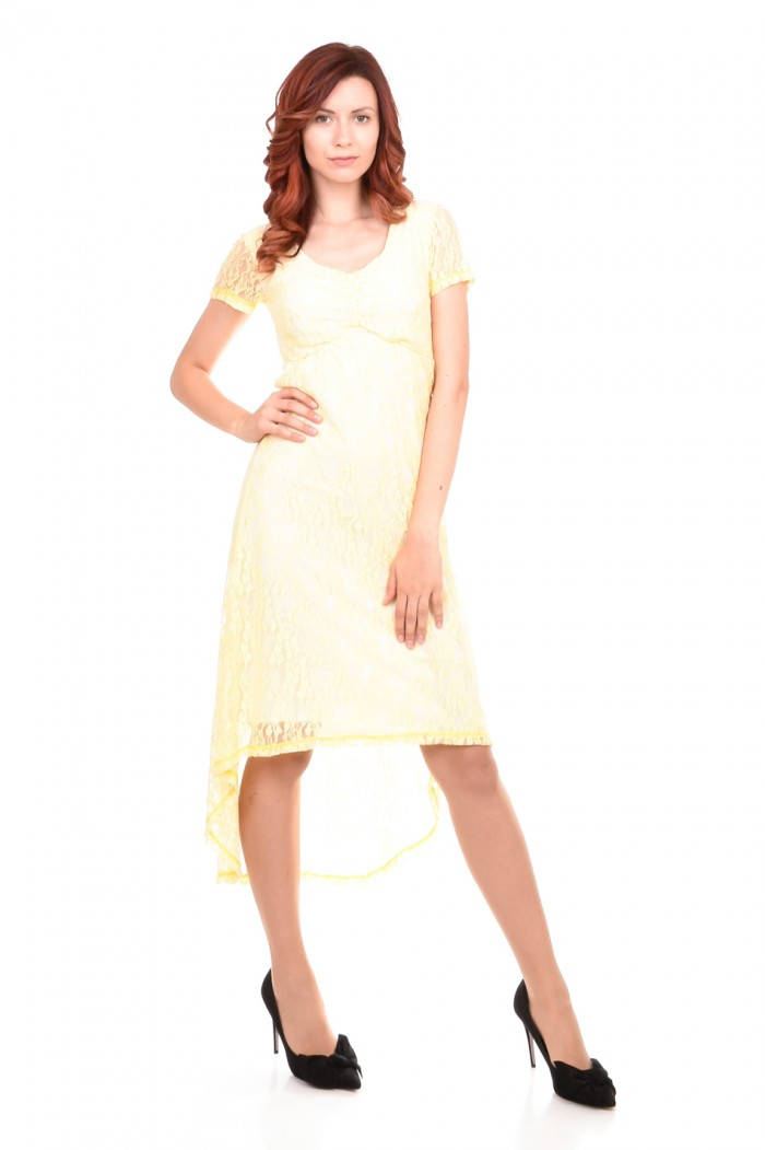 Yellow dress Rada-Mariya