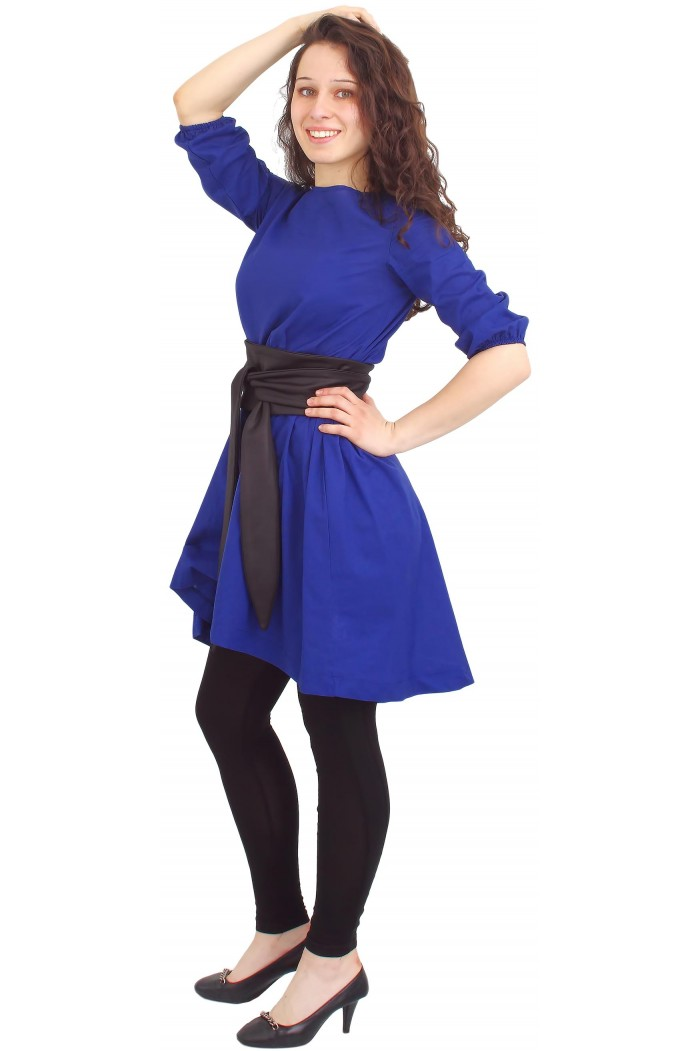 Victoria Tunic with a Belt