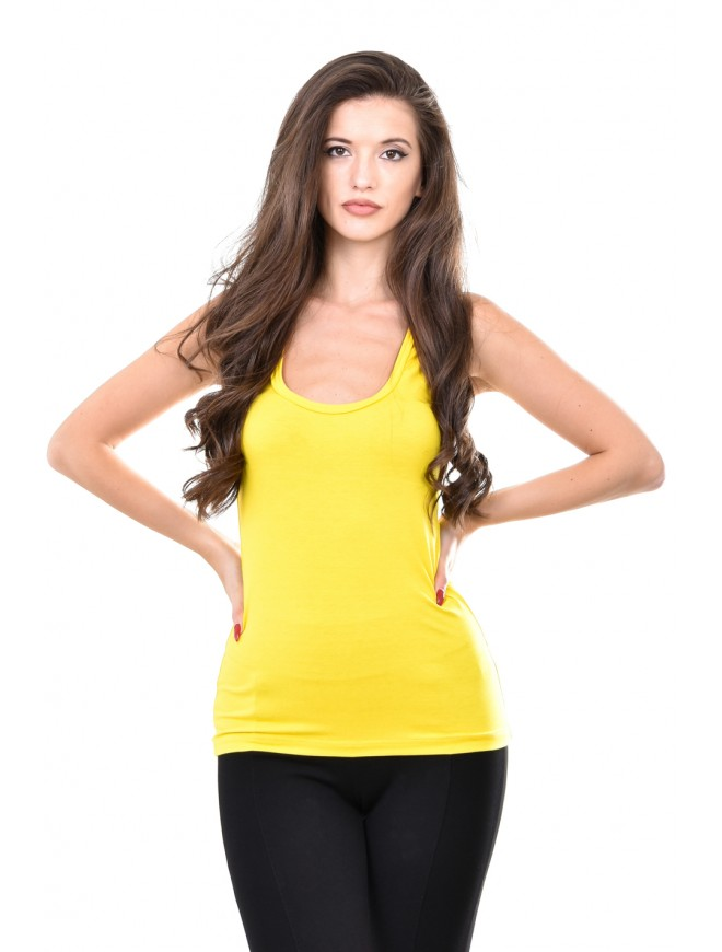 Yellow jersey top Kalinka