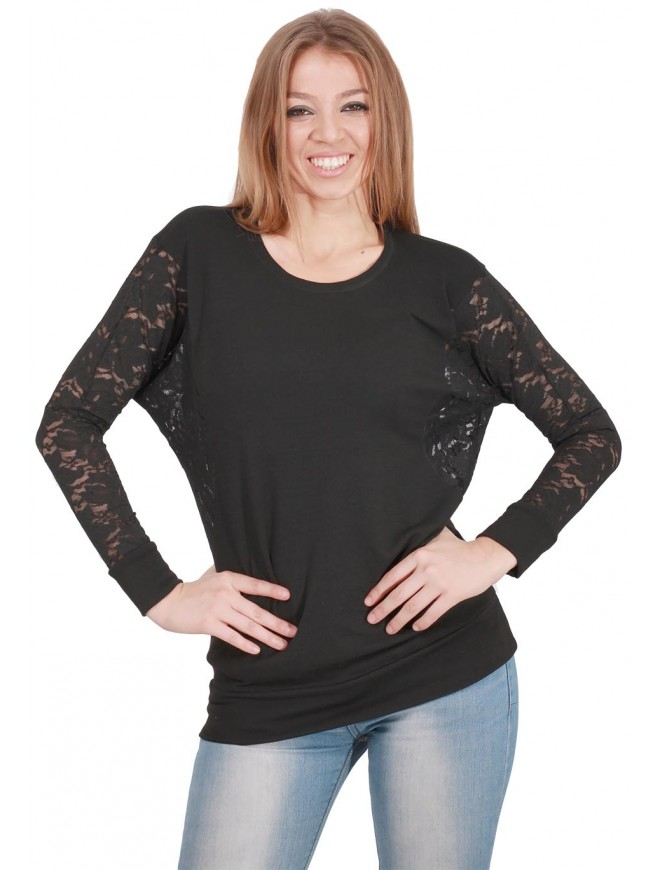 Vangelia Bat-type Blouse
