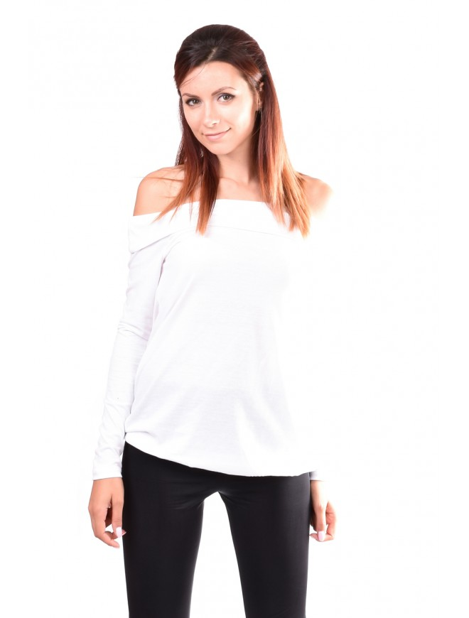 Blouse in white Marie-Henry