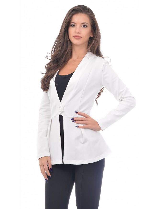 Istiliana White Jacket