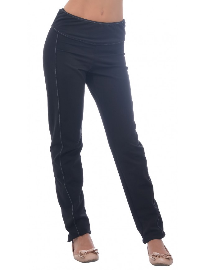 Leta Black Trousers