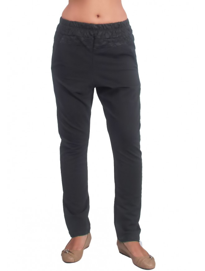 Ionislava Black Trousers
