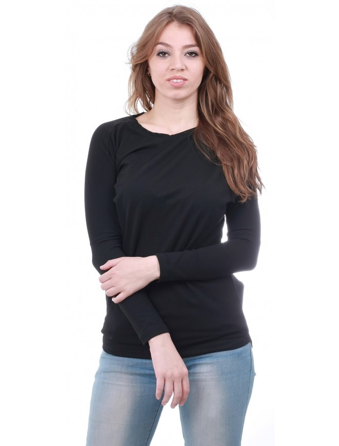 Goria Black Blouse