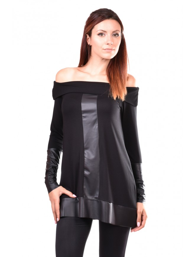 Black lady tunic Krastislava