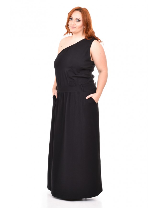 Izida Black Dress