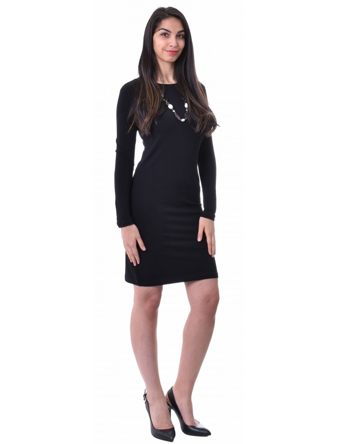 Odilia Black Dress