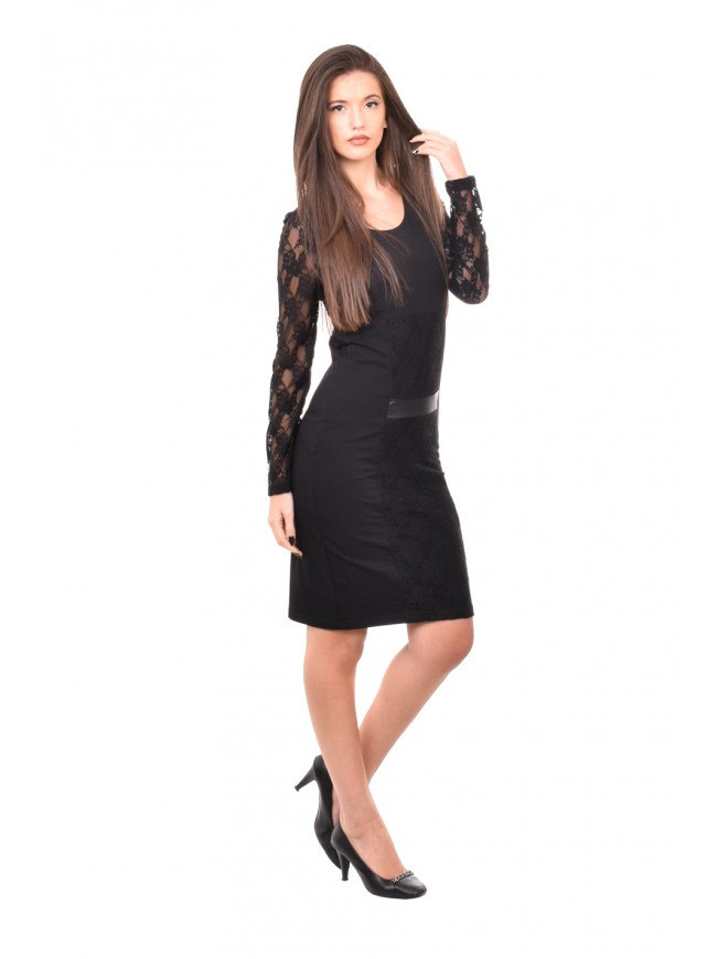 Black dress Sharlota