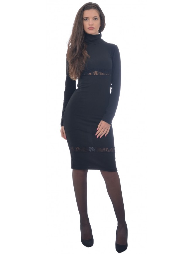 Zvetomila Black Dress