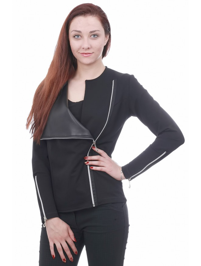 Sladolina Black Jacket