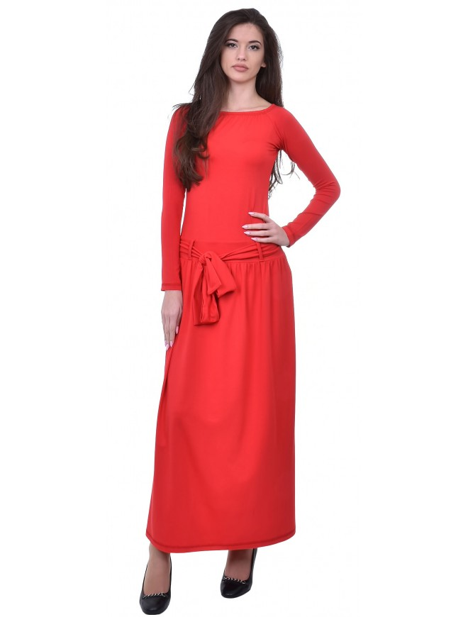 Avrora Red Dress