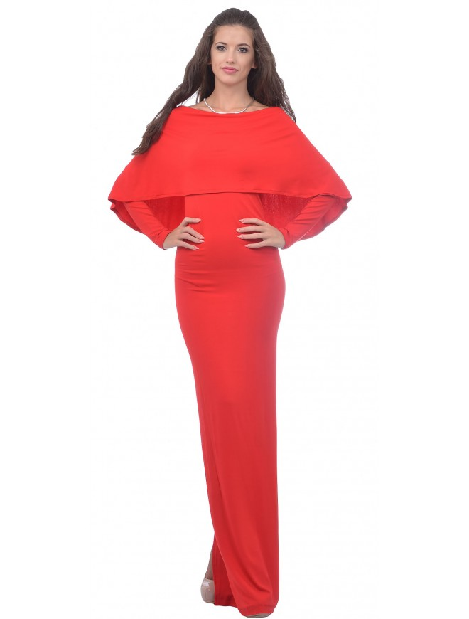 Bisera Red Dress