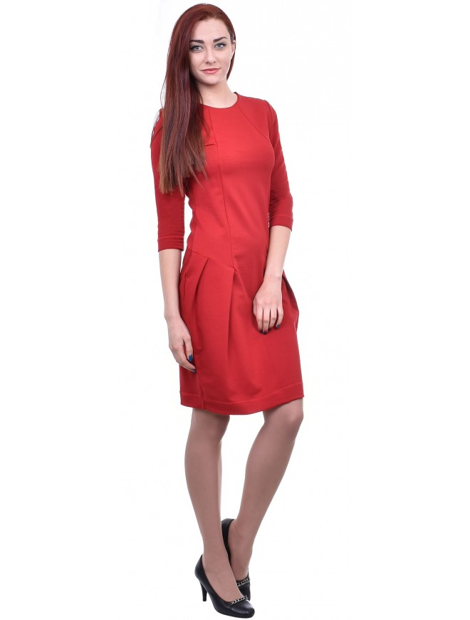 Irmena Red Dress