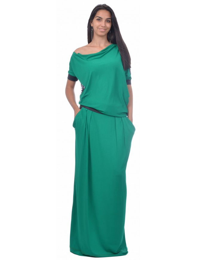 Ivaniza Long Dress