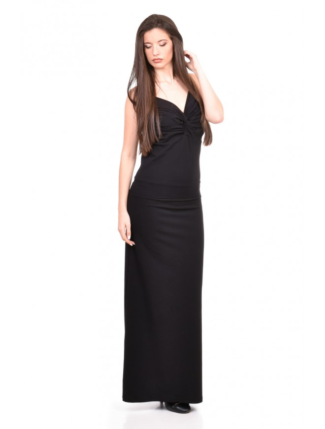 Long dress with straps Verona