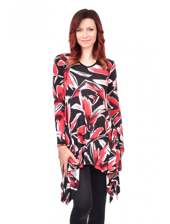 Women tunic Veseliada