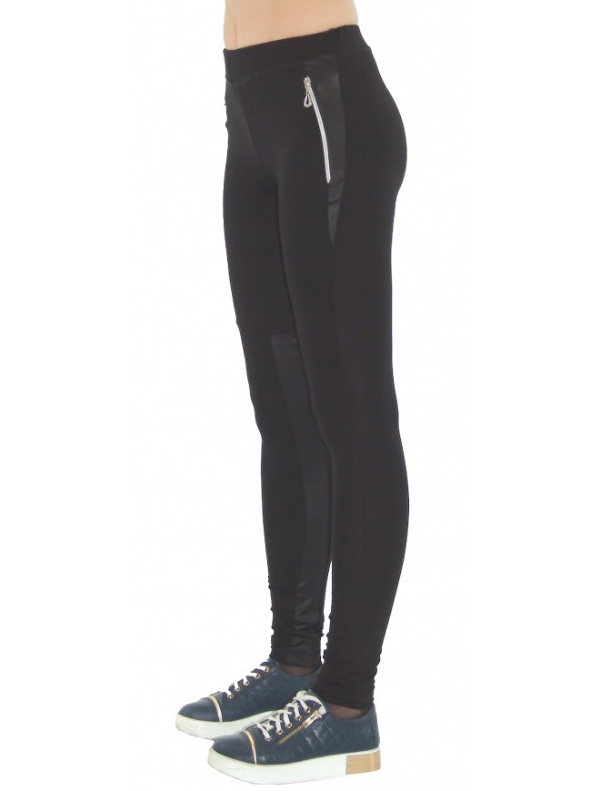 Black Women Leggings Krasiana
