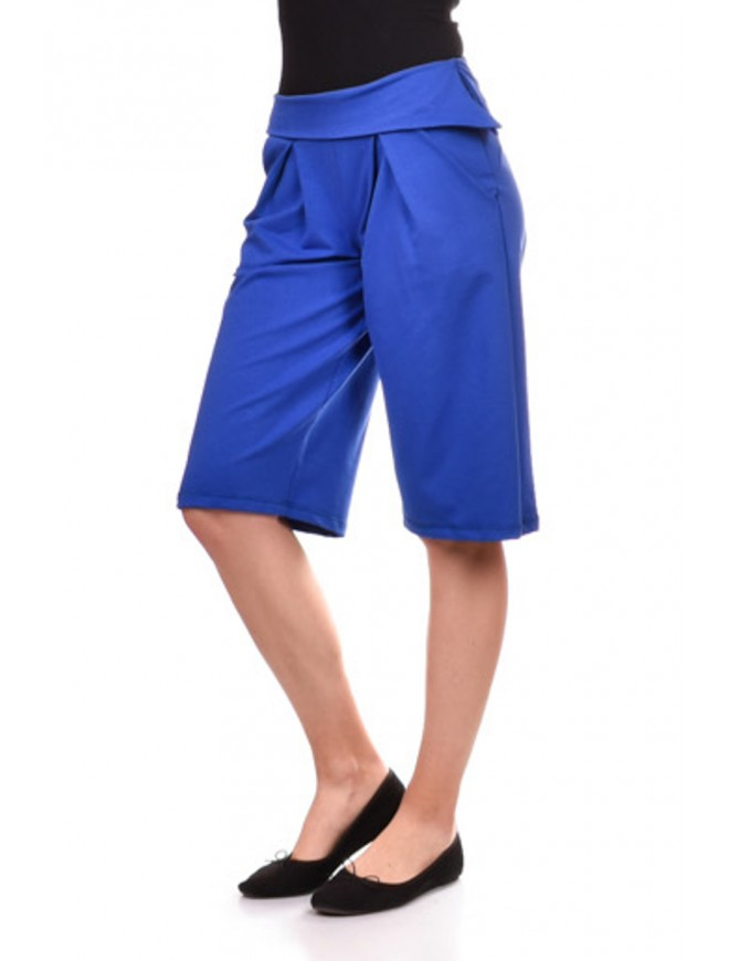 Women Trousers in Blue Sonia-Mari