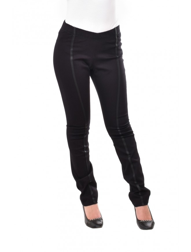 Dark blue denim leggings Morena