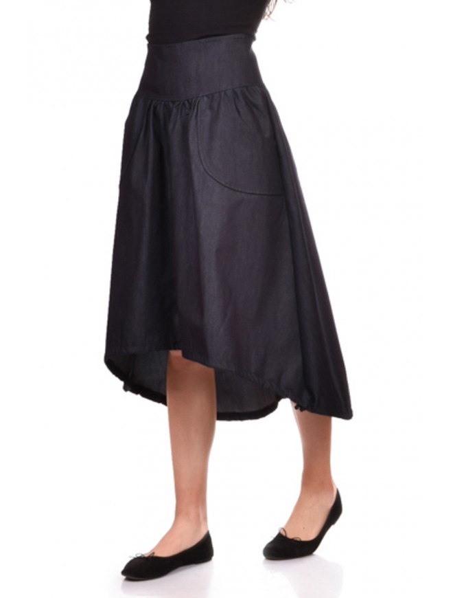Denim Skirt Mineslava
