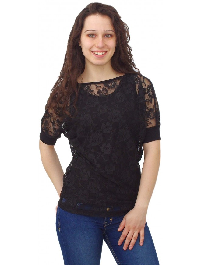 Rusana Lace Blouse