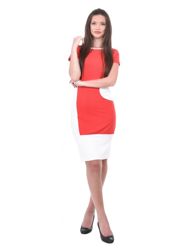 Frina Dress in Two Colors