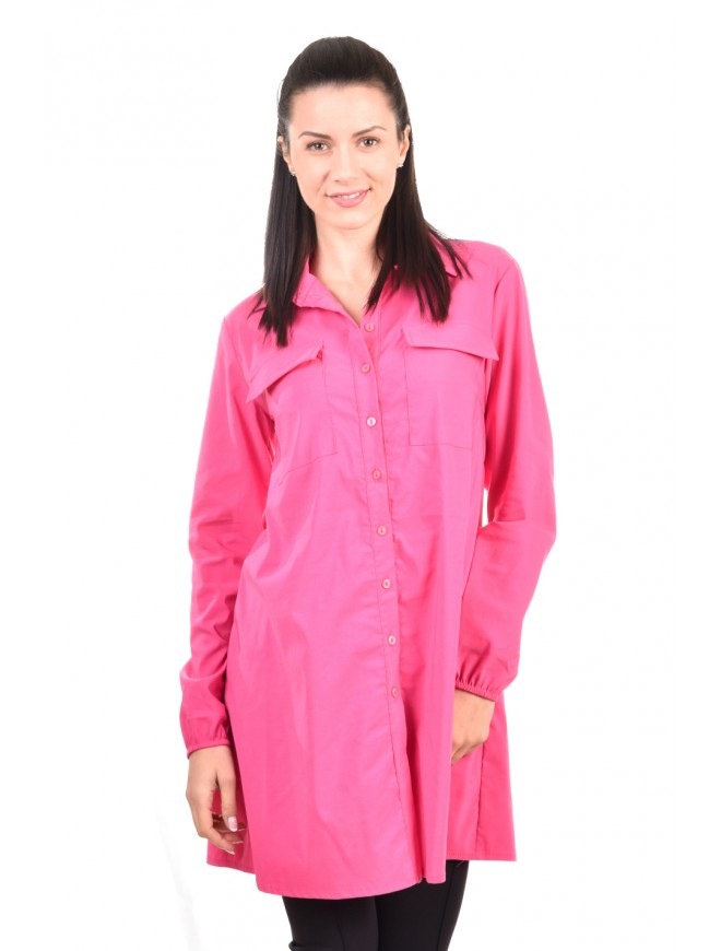 Trendy shirt in magenta Miya-Diya