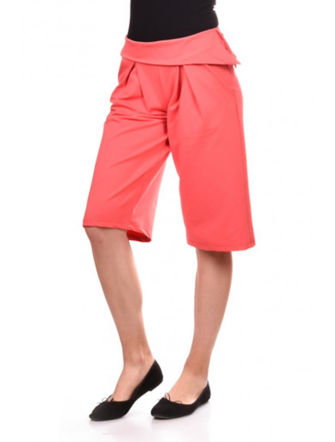 Trouser in Watermelon Color Sonia-Mari