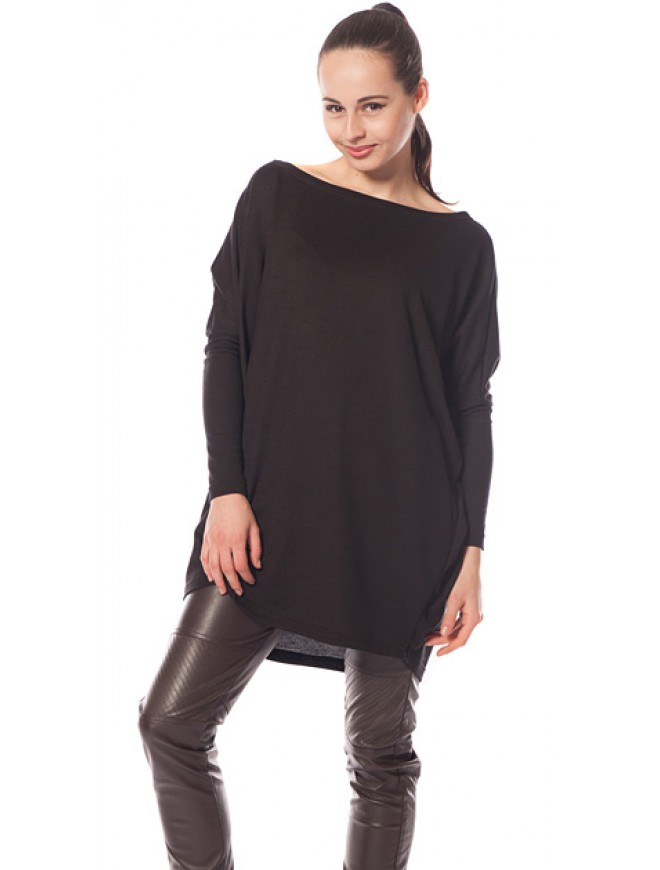 Stoyana Black Jumper