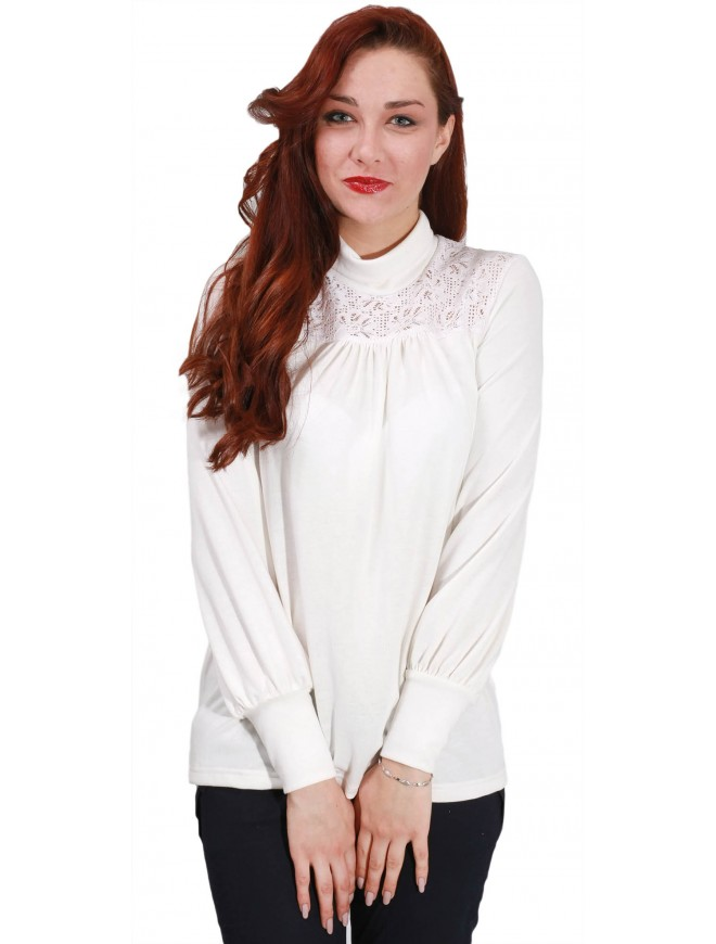 Zvetaya Knitted Blouse