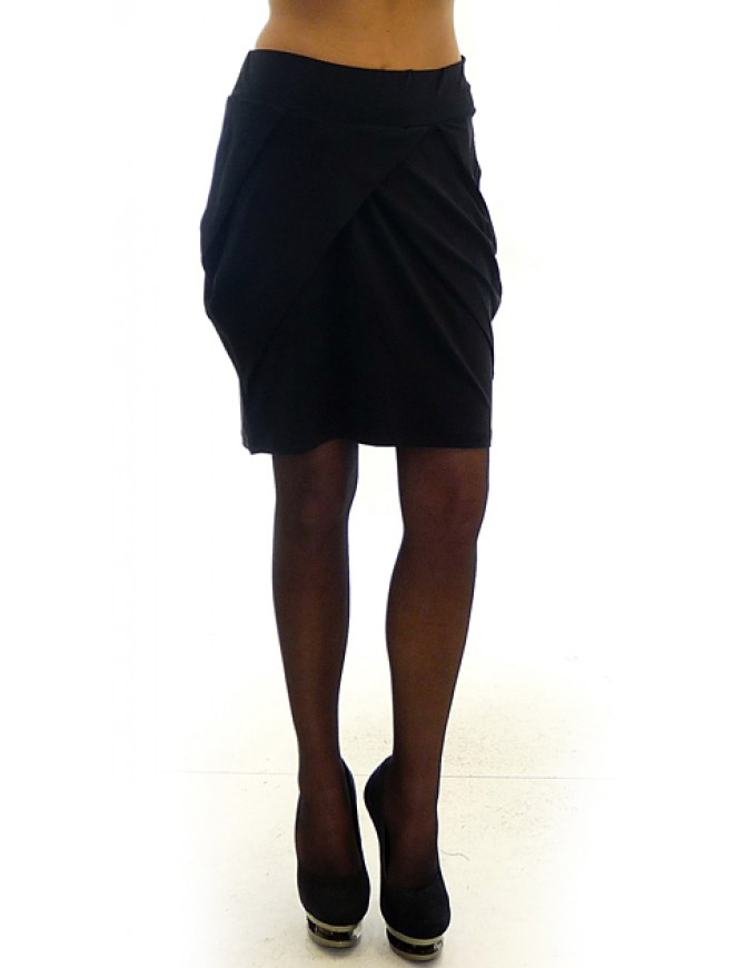 Agata Skirt in Black