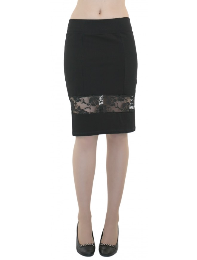 Petromira Skirt with Lace