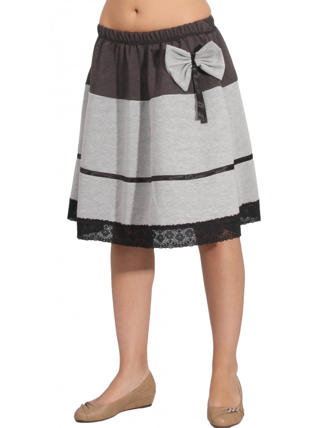 Madlena Skirt with Lace