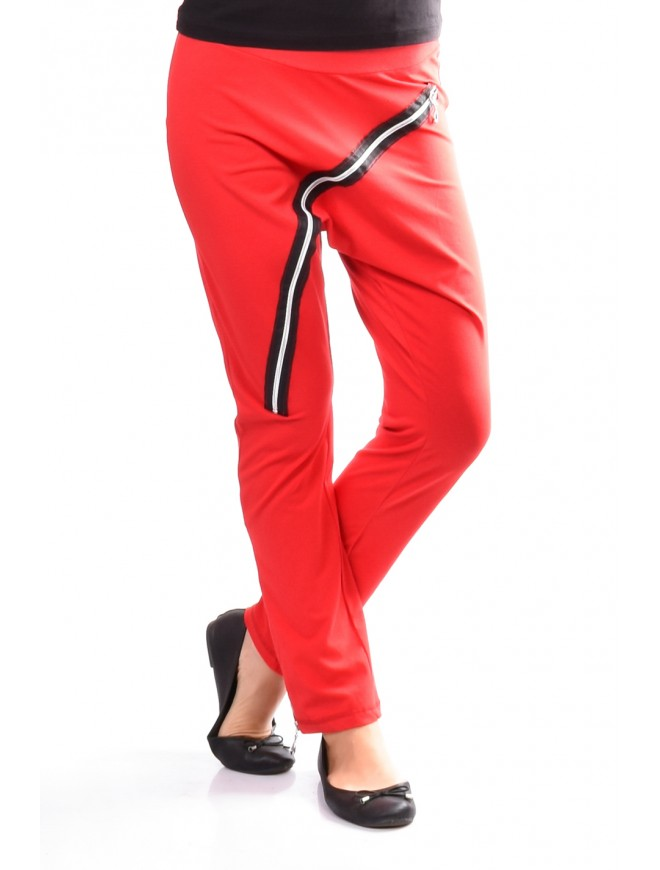 Breeches in red Alvrora