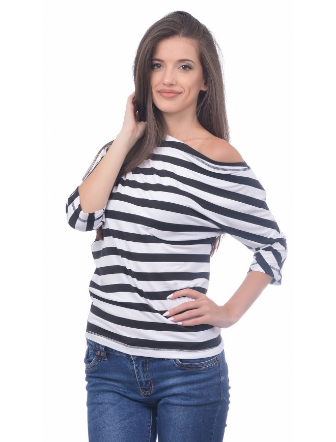 Jarka Striped Blouse