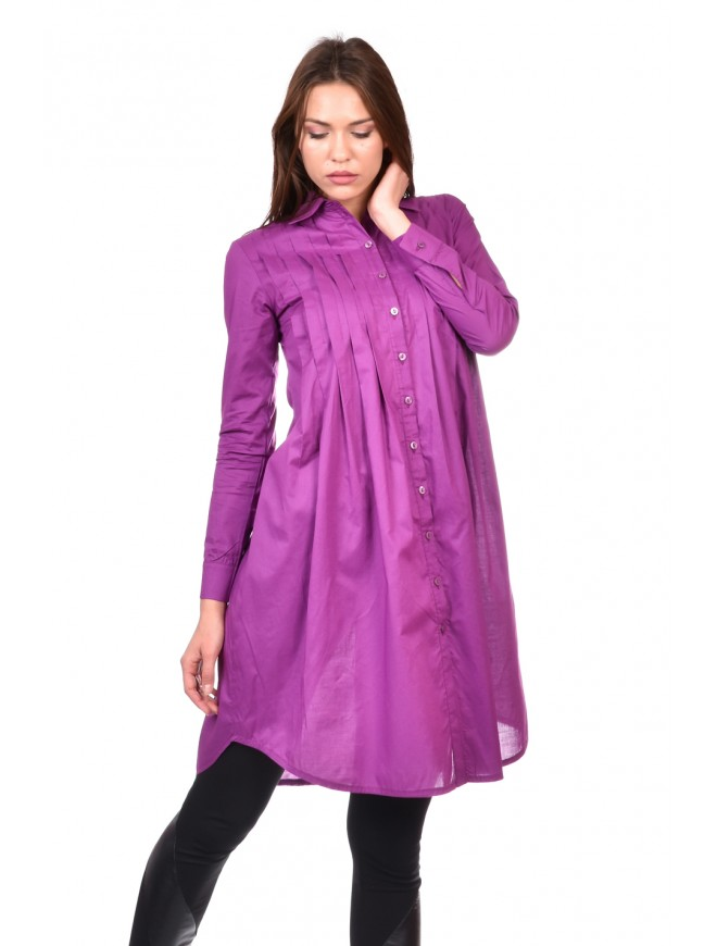 Dress-shirt in purple Vestimira