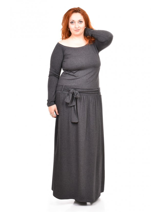 Avrora Dark Gray Dress