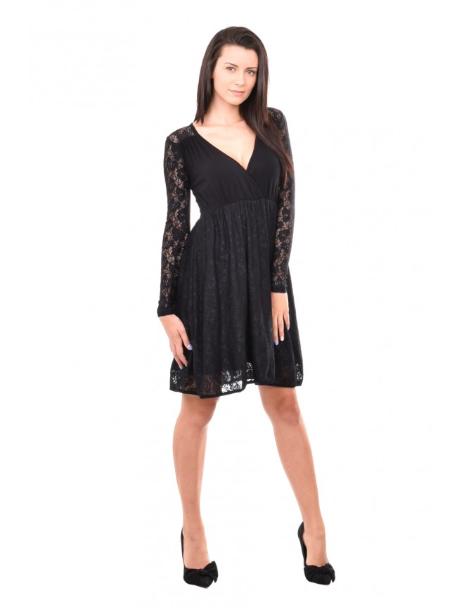 Black lace dress Maria-Viktoria