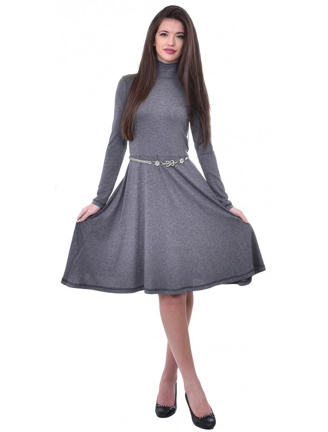 Kosara Dress with Long Sleeves
