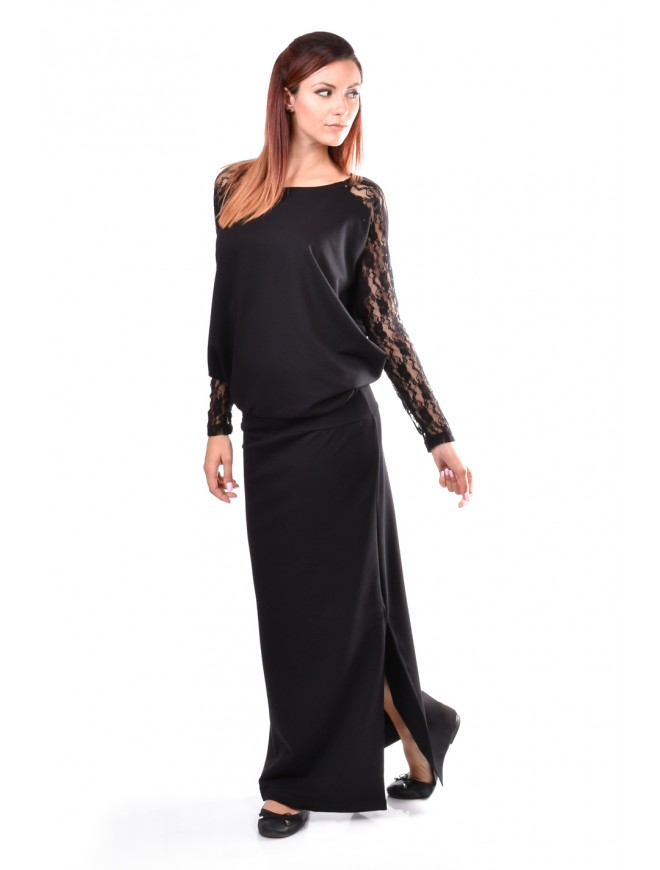 Dress in black Lora-Alexandra