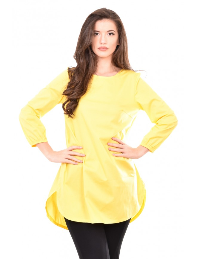 Fresh tunic in yellow Emel